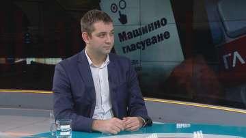 Димитър Делчев: Машинното и електронно гласуване ще направят изборите по-честни