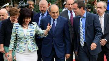 Кипърска парламентарна делегация на посещение у нас