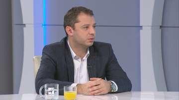 Делян Добрев: Приоритети са съдебната реформа, образованието и здравеопазването