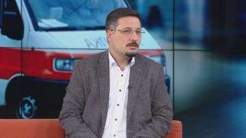 Д-р Делян Георгиев: Над 60% от повикванията на телефон 112 не са спешни