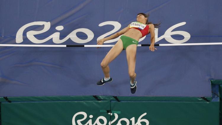 снимка 1 Олимпийско сребро от Рио за Мирела Демирева!