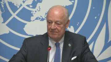 Подновиха преговорите за Сирия в Женева