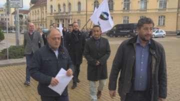 Демократична България внесе в НС предложения за по-ниски цени на горивата