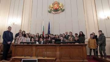 Ден на отворените врати в Народното събрание