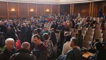 Над 9000 души посетиха парламента в деня на отворените врати