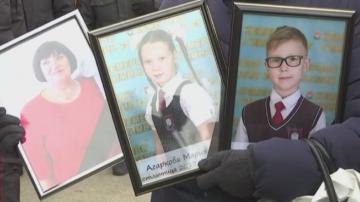 Ден на траур в Русия заради пожара в Кемерово