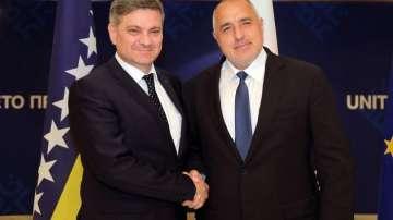 Борисов и Звиздич обсъждат евроатлантическата перспектива на Западните Балкани