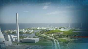 Върху 9 изкуствени острова край Копенхаген ще бъде изградена индустриална зона