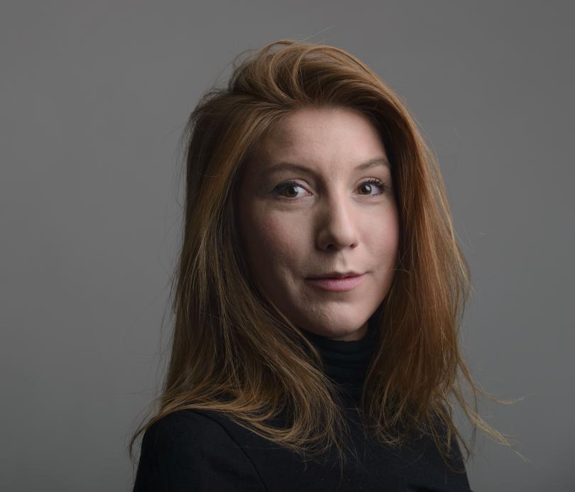 снимка 1 Откритото тяло край Копенхаген може да е на изчезналата шведска журналистка