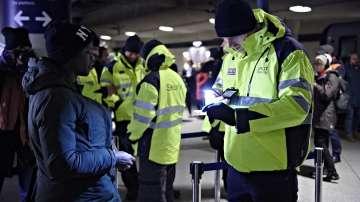 Швеция и Дания наложиха паспортен контрол