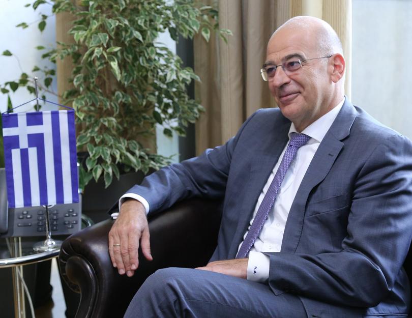 Атина подкрепя влизането на България в Шенген, заяви гръцкият външен