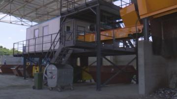 В Бяла заработи новото депо за отпадъци