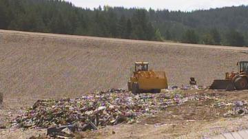 Ново регионално депо за отпадъци в Разлог