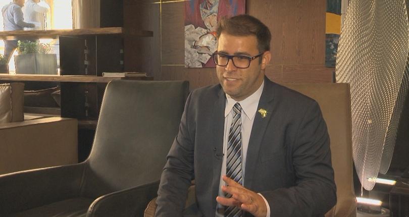 Орен Хазан е най-младият депутат в Израелския парламент, член на