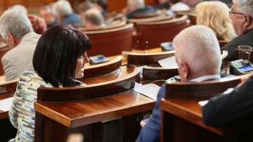 НС отхвърли ветото на президента по промените в Закона за военното разузнаване