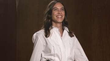 Алекса Чънг дебютира на Седмицата на модата в Лондон