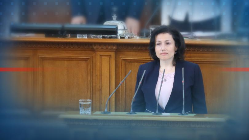 Депутатите приеха внесената вчера оставка на Румен Порожанов и веднага