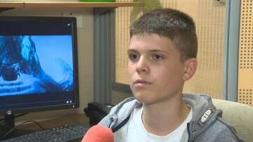 Дете мечтае да създаде своя компютърна игра