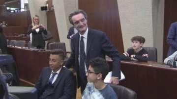 Дават италианско гражданство на децата, които спасиха автобус с ученици