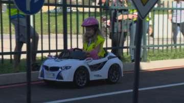 Децата в село Герман ще учат правилата за движение на нова площадка