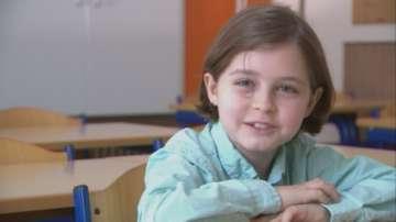 8-годишно белгийско дете е прието в университет