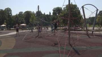 Над 130 нови детски площадки ще бъдат изградени в столицата