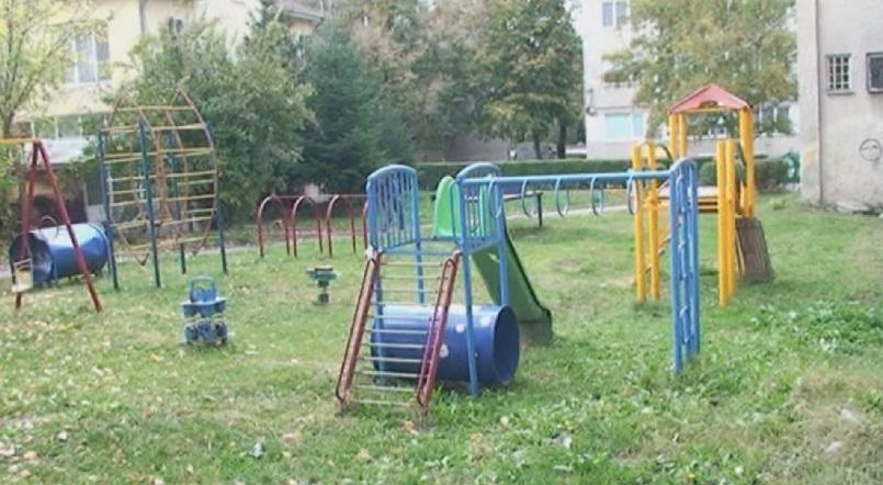 майки искат ремонт детски площадки квартал благоевград