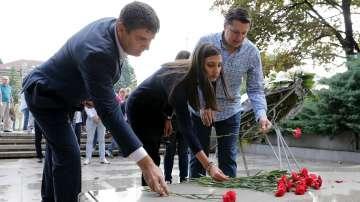 БСП и Съюзът на българските антифашисти отбелязаха годишнината от 9 септември