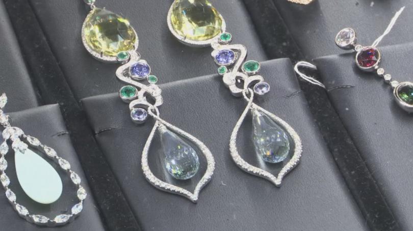Международната седмица на диамантите се провежда в Тел Авив. В