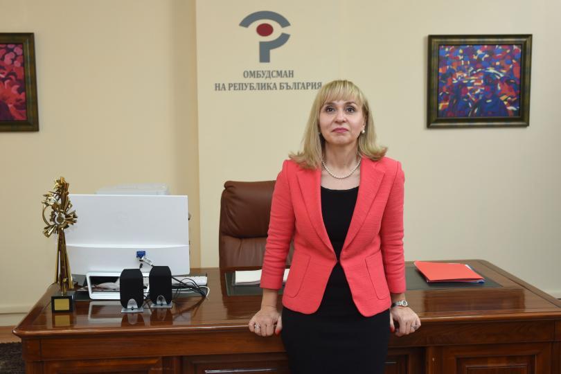 Омбудсманът Диана Ковачева изпрати становище до министъра на енергетиката Теменужка