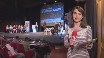 Участници във ФеймЛаб представят най-увлекателните разкази за науката