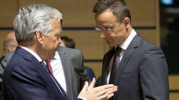 Външните министри от ЕС против военно решение за Сирия
