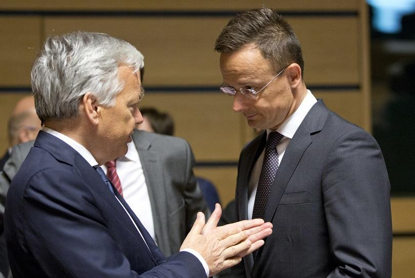 Външните министри на ЕС смятат, че не може да има