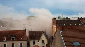 9 души са ранени при газова експлозия в Дижон
