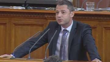Прокуратурата поиска имунитета на Делян Добрев заради АЕЦ Белене