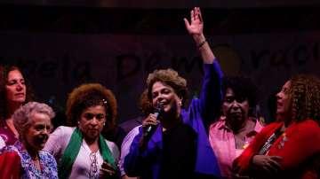 Дилма Русеф заклейми превратаджийското правителство на Мишел Темер