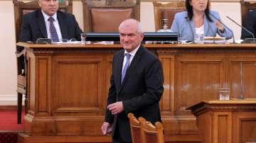 Димитър Главчев стана член на външната и бюджетната комисии в парламента