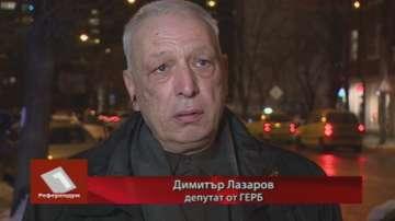 Димитър Лазаров в Референдум: Изчерпа се доверието на обществото във ВСС
