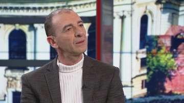 Димитър Маринов: Българският негативизъм е поетичен, не е реален