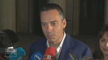 Димитър Николов: Ще работя в диалог и партниране с всички политически групи