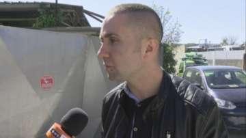 Задържаха за 24 часа мъжете, които нападнаха репортера Димитър Върбанов