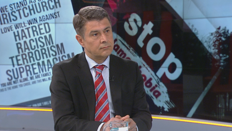 Бившият шеф на Националната разузнавателна служба Димо Гяуров заяви в