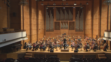 Световноизвестната диригентка Кери-Лин Уилсън с концерт у нас