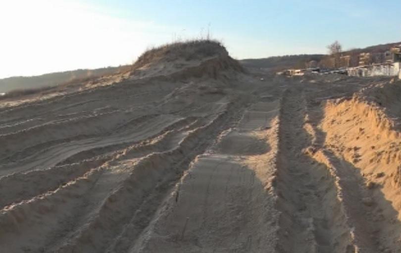 правят повторна проверка унищожените дюни къмпинг смокиня