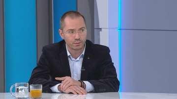 Джамбазки: Против съм съдилища, които да разрешават спорове извън държавите