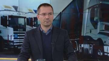 Джамбазки призова за масово участие в протеста на превозвачите в Брюксел