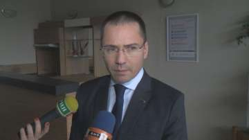 Издигнаха кандидатурата на Ангел Джамбазки от ВМРО за нов мандат в ЕП