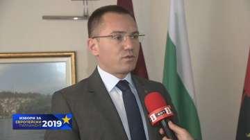 Ангел Джамбазки призова към гласуване