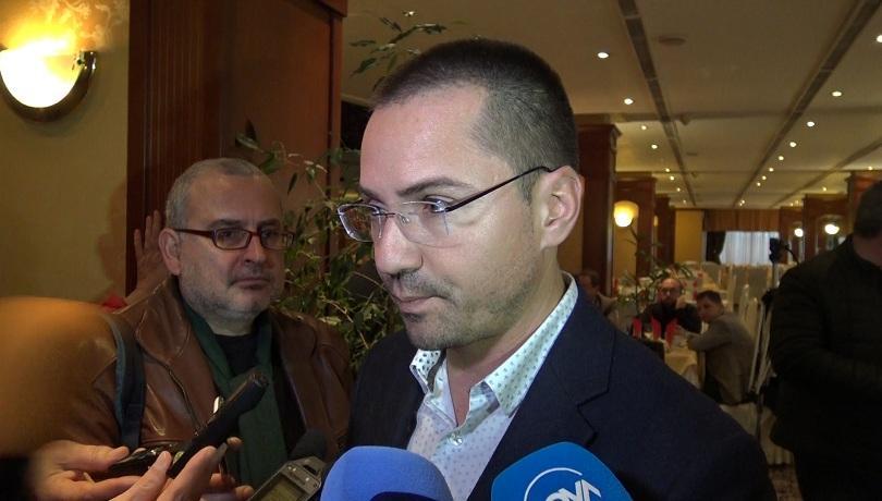 Реакция от заместник-председателя на ВМРО и евродепутат Ангел Джамбазки по