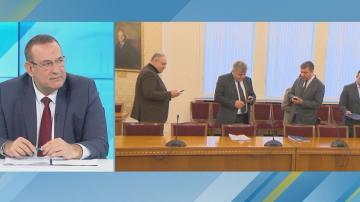 Джевдет Чакъров: И ДПС има свои аргументи за вота на недоверие